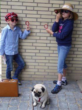 Bild: Stadtdetektive - für Kinder von 8 bis 12 Jahre