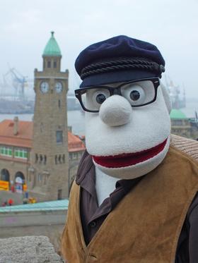 Bild: Werner Momsen - Die Werner Momsen ihm seine Soloshow