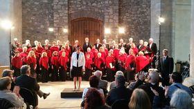 Bild: Schau auf die Welt - Chorkonzert