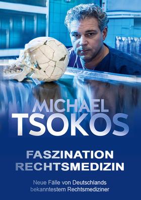 Bild: Buchlesung/Vortrag mit Prof. Dr. Michael Tsokos - Faszination Rechtsmedizin