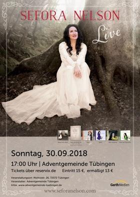 Bild: Konzert mit Sefora Nelson