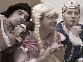 Bild: Shakespeares sämtliche Werke (leicht gekürzt)