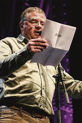 Bild: Poetry Slam - 1. Osnabrücker Stadtmeisterschaft