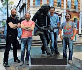 Bild: The 9th Rory Gallagher Weekend Fürth 2018 - Cork und 32/20 Blues Band am Freitag