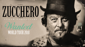 Bild: Zucchero - Wanted - World Tour 2018