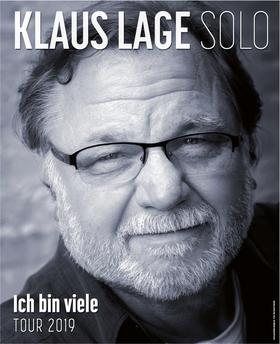 Bild: Klaus Lage - Ich bin viele - Tour 2019