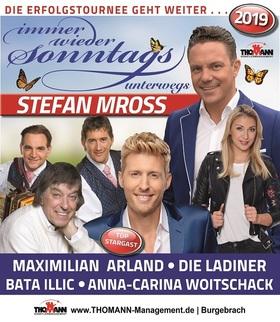 Stefan Mross - Immer wieder sonntags - Tour 2019