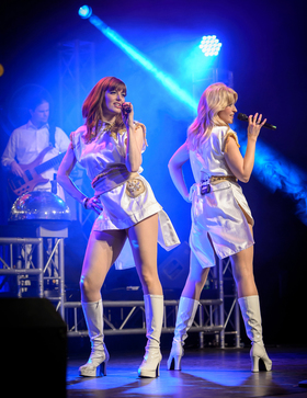 Bild: Swedish Legend – Absolut ABBA Tribute - Special guest: HARPO (moviestar)