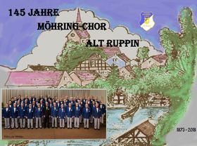 Bild: 145 Jahre Möhring-Chor