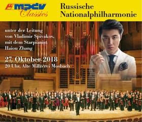 Bild: Russische Nationalphilharmonie - mit Starpianist Haiou Zhang