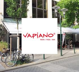 Bild: Stammtisch im Vapiano Düsseldorf (30-50 Jahre)