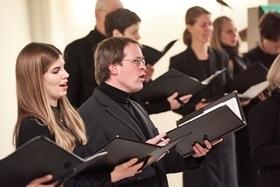 Bild: 333 Lübecker Abendmusik an der Totentanz-Kapelle