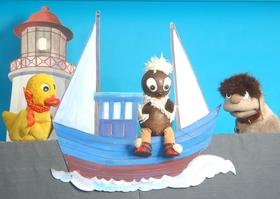 Pittiplatsch und seine Freunde - mit den Original TV-Figuren