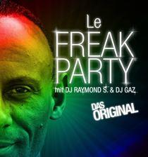 Bild: LeFreak Party - mit DJ Ray & DJ GAZ