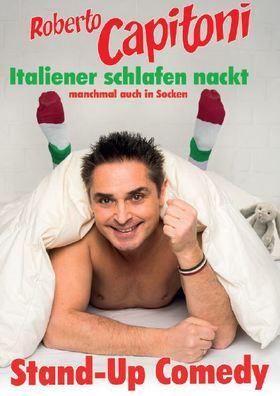 Roberto Capitoni - Italiener schlafen nackt - manchmal auch in Socken