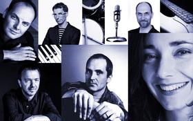 Bild: Vocality - Vocal-Jazz Band mit Oliver Gies (Maybebop)