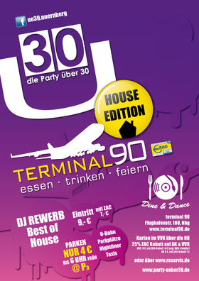 Bild: Ü30 Party Nürnberg (House Edition)