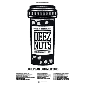Bild: Deez Nuts - supp.: Counterparts & Shattered Lions