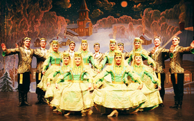 Bild: IVUSHKA - die russische Weihnachtsrevue!