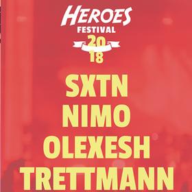 HEROES FESTIVAL - Heroes - Countdown Ticket