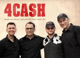Bild: 4Cash - Musik von Johnny Cash und den Stars seiner Zeit