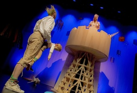 Bild: Rapunzel - Musikbühne Mannheim