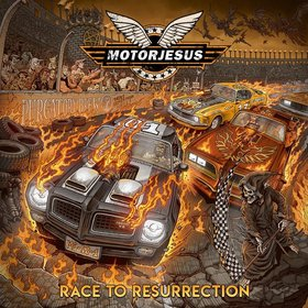 Motorjesus - Race to Resurrection Tour 2018