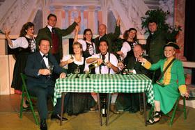 Bild: An der schönen blauen Donau - Festliche Operettengala mit der Operettenbühne Wien