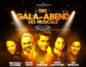Bild: Der Gala-Abend des Musicals - mit Jan Ammann, Maya Hakvoort, Kevin Tarte