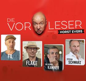 DIE VORLESER - präsentiert von Horst Evers