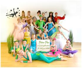 Peter Pan - Ballettgala der Musik & Ballettschule Wolfenbüttel