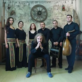 Bild: The Naghash Ensemble of Armenia