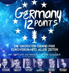 Bild: Germany...12 Points! - Die schönsten Grand Prix-Hits aller Zeiten
