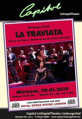 Bild: La Traviata - Royal Opera House