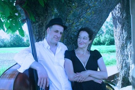Bild: BASSION - Kontrabass.Tuba.Gesang - Birgit Süß & Klaus Ratzek