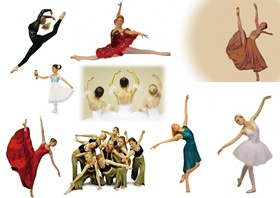 Bild: Tanzgala vom Ballett- und Tanzstudio Zehlendorf