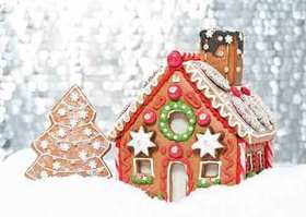 Bild: Lebkuchenhaus-Kinderworkshop - mit der Villa Hammerschmiede