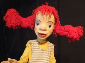 Bild: Pippi Langstrumpf - Figurentheater für Kinder ab 3 Jahren