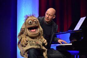 Bild: Benjamin TOMKINS - Der Puppenflüsterer - Puppen Comedy Live