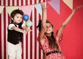 Bild: Manege frei! - Zirkus mit der Zirkus-Scheune Hochstetten und der SG Stern