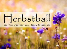 Bild: Herbstball des Tanzsportzentrum Borna-Neukirchen e.V. - mit der MSL Bigband