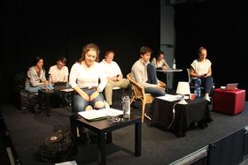 Bild: Chatroom - Theatergruppe Confusion Hanau