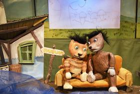 Bild: Oh wie schön ist Panama - Figurentheater frei nach dem Bilderbuch von Janosch, gespielt von Mensch, Puppe! Bremen