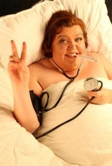 Bild: Comedy Lounge - Präsentiert von BORN Senf & Feinkost – mit Vicki Vomit