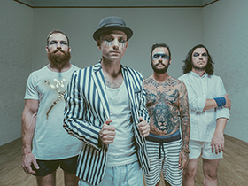 Bild: The Parlotones - 20th Anniversary Tour