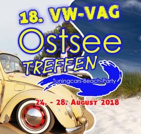 Bild: 18. VW-VAG Ostsee-Treffen
