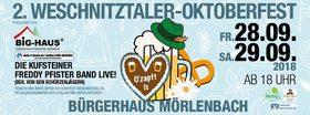 Bild: 2.Weschnitztaler Oktoberfest-Band:Die Kufsteiner