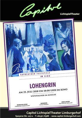 Bild: Bayreuther Festspiele: Lohengrin