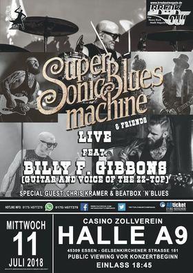 Bild: Supersonic Blues Machine - Blues Allstars vom Feinsten