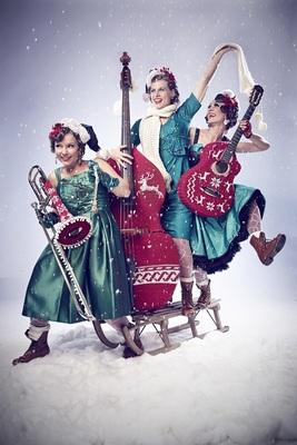 Bild: Weihnachten mit den Zucchini Sistaz - Konzert